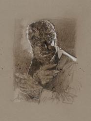 Drew Struzan - Wolfman