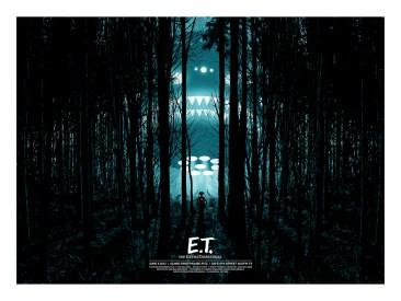 E.T. The Extra Terrestrial - Dan McCarthy - Regular