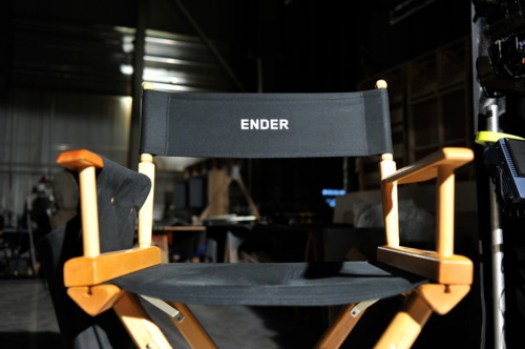 Ender's Game Set Photo 1