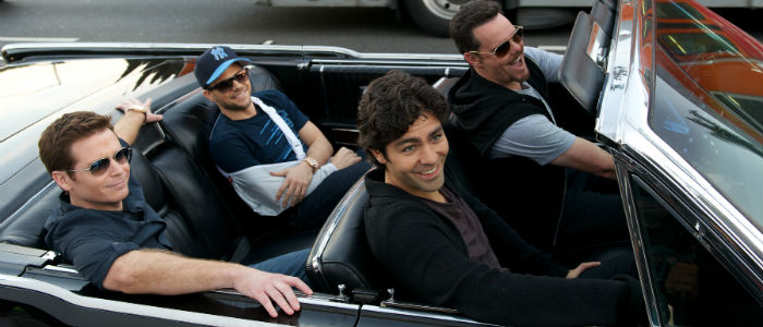 Entourage Movie header