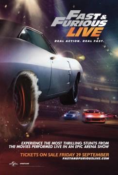 FF Live poster 3