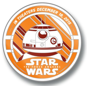 Star Wars D23 Expo 2015 merchandise BB8