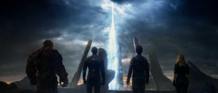 Fantastic Four movie costumes