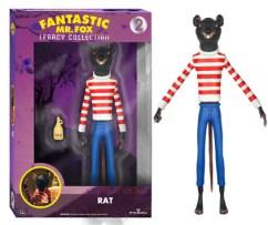 Fantastic Mr Fox Toys