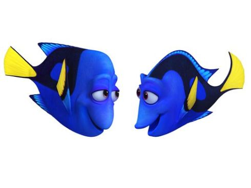 Finding Dory - Charlie and Jenny