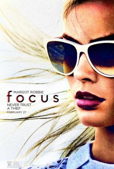 Focus poster - Margot Robbie