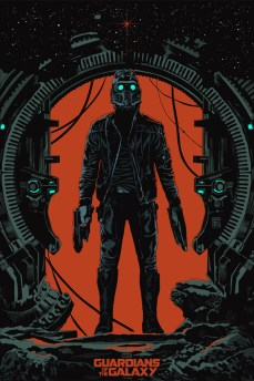 Francesco Francavilla - Star Lord Variant Guardians