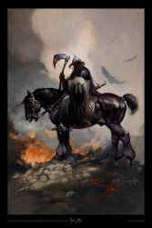 Frank Frazetta - DEATH_DEALER