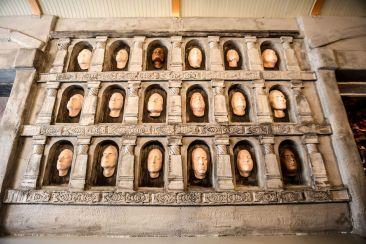 Game of Thrones Bar Faces By Farrah Skeiky