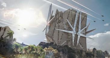 GOTG Xandar concept art 1