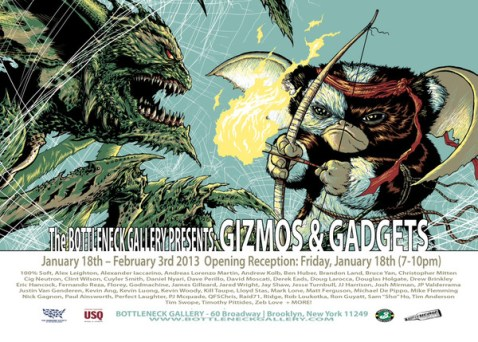 Gadgets and Gizmo Flyer