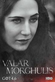 Game of Thrones Season 4 - Carice van Houten as Melisandre