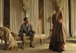 Game of Thrones Season 4 - Jaime and Cersei