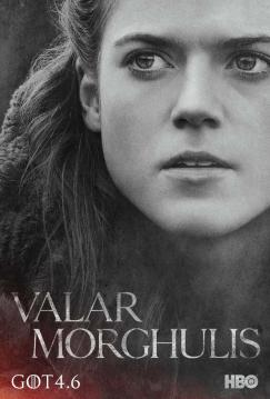 Game of Thrones Season 4 - Rose Leslie as Ygritte