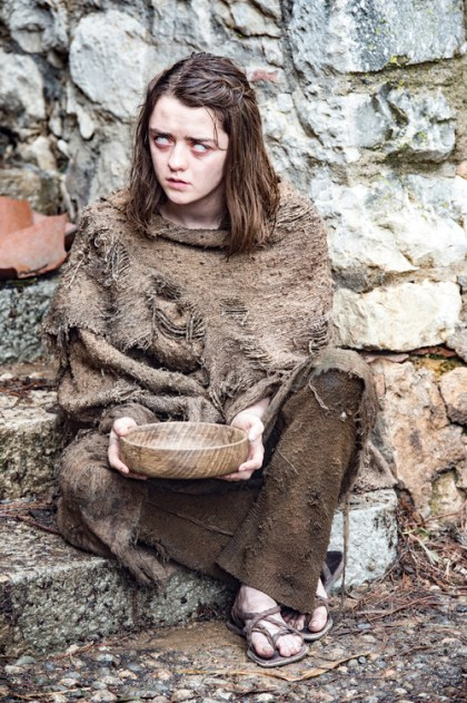 Game of Thrones Season 6 - Arya