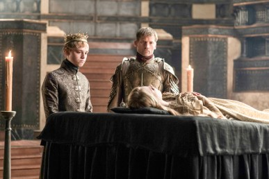 Game of Thrones Season 6 - Tommen and Jaime