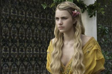 Nell Tiger-Free as Myrcella Baratheon.