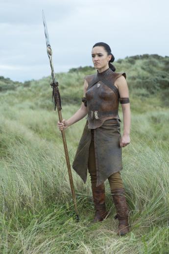Keisha Castle-Hughes as Obara Sand.