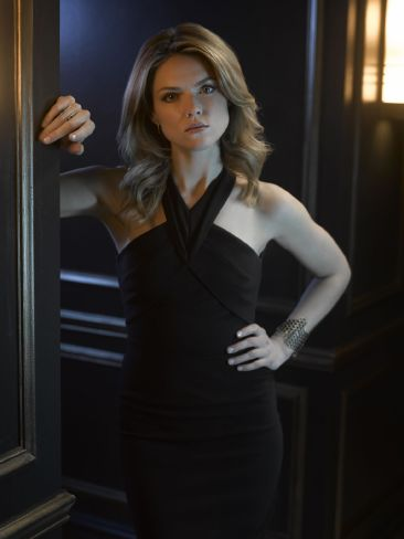 Gotham Season 2 - Erin Richards as Barbara Kean