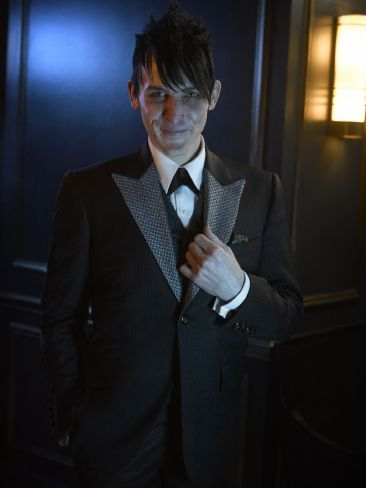 Gotham Season 2 - Robin Lord Taylor as Oswald Cobblepot