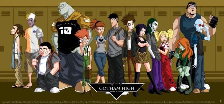 Gotham High Class Photo