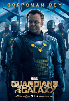 Guardians of the Galaxy - Corpsman Dey