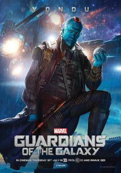 Guardians of the Galaxy - Yondu