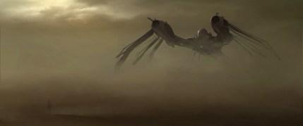 John Carter concept art: HELIUM airship DUST FRONT