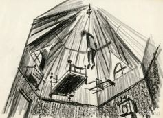 Haunted Mansion concept art 2