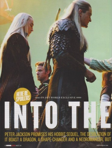 Hobbit Empire BTS 1