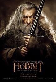Hobbit Smaug Poster Gandalf