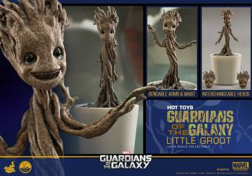 Hot Toys Baby Groot 7