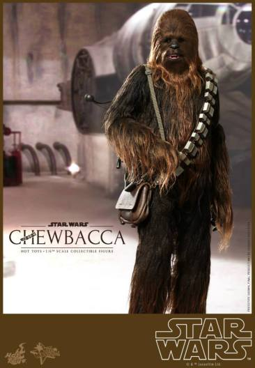 Hot Toys Chewbacca 4