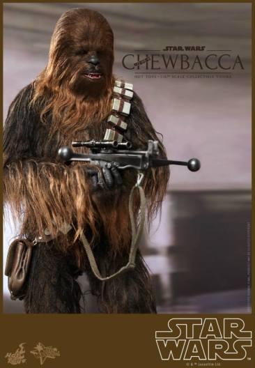 Hot Toys Chewbacca 5