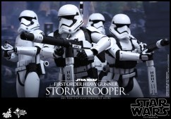 Hot Toys - Star Wars - The Force Awakens - First Order Heavy Gunner Stormtrooper Collectible Figure_PR3