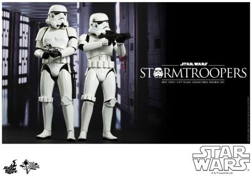 Hot Toys Storm Troopers 4