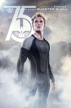 Hunger Games Catching Fire District 4 - Finnick