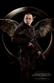 Hunger Games Mockingjay - Evan Ross as Messalla