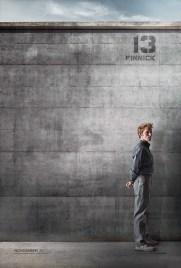 Hunger Games Mockingjay Finnick Poster