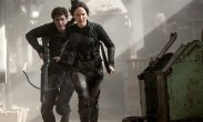Hunger Games Mockingjay - Katniss and Gale