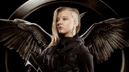 Hunger Games Mockingjay posters header