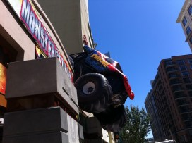 Comic-Con 2011: Monster Truck