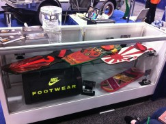 Comic-Con 2011: Back to the future hoverboards