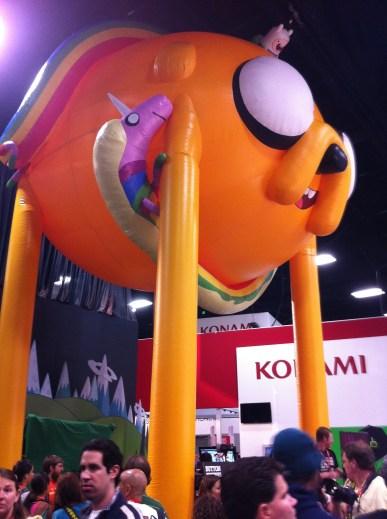 Comic-Con 2011: balloon
