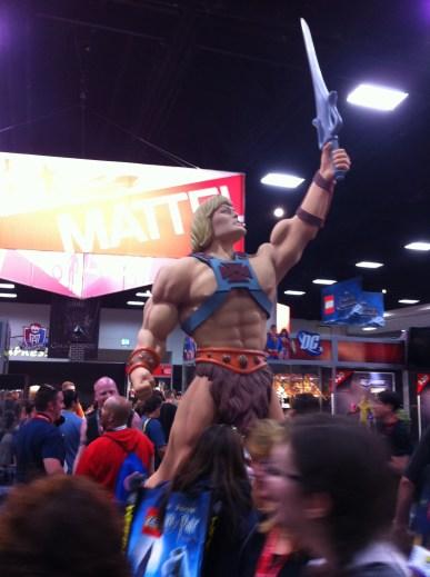 Comic-Con 2011: He-Man