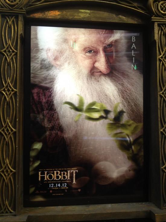 Hobbit Posters at Comic Con | /Film