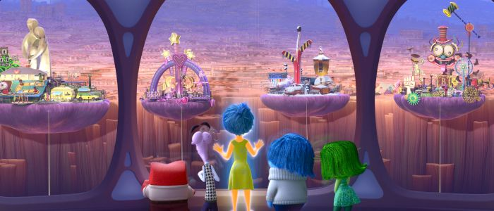 Inside Out theme park