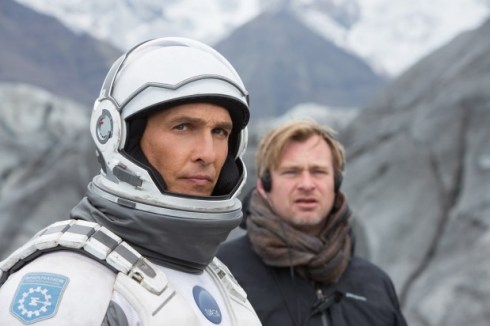 Interstellar McConaughey Nolan