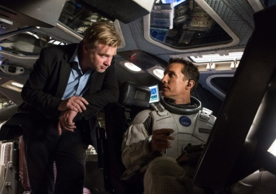 Interstellar Nolan cockpit