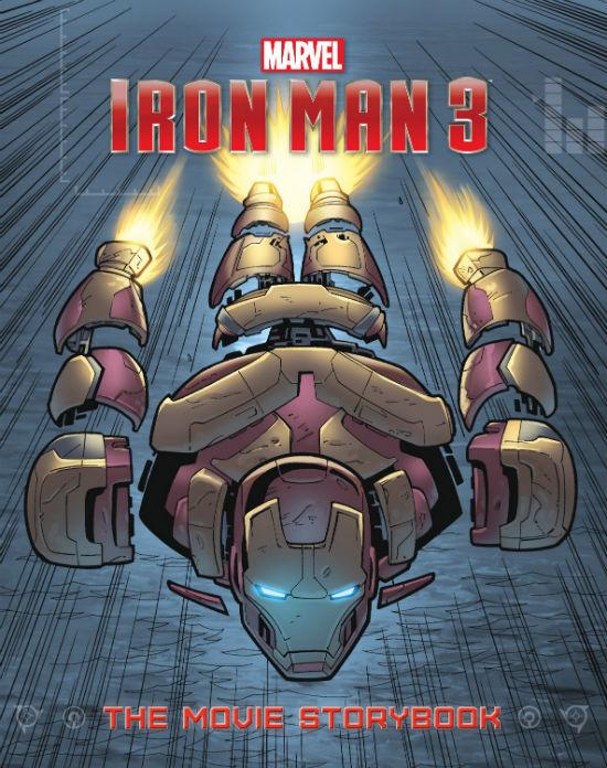 Iron Man 3 Storybook